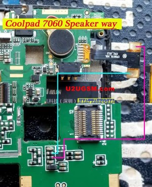 CoolPad 7060 Ringer Solution Jumper Problem Ways