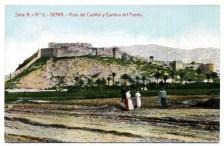 Dénia, beginning of 20th century