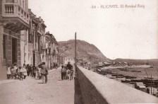 El Raval Roig, Alicante, beginning 20th century