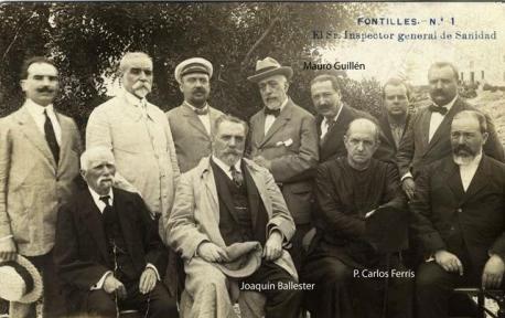 1914 Fontilles Founders