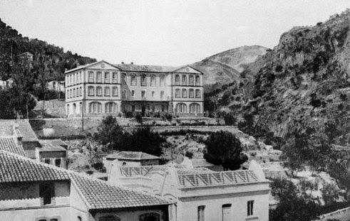 1931 Married quarters, Fontilles