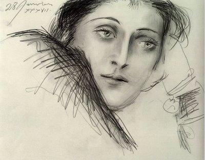 1937 Picasso Dora Maar