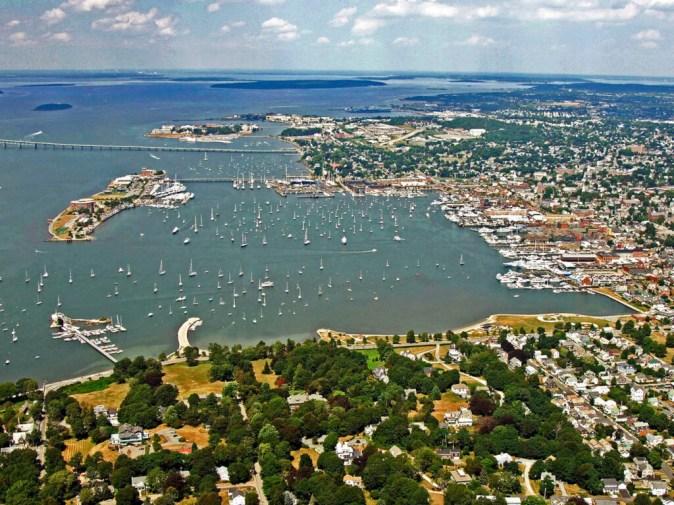 4 Newport Harbour, Rhode Island