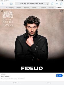 The Royal Opera House's Live Cinema Season - Fidelio @ See text