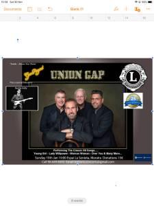 "TM Lions present ""Ges Rogers 'Union Gap"" @ Espai La Senieta"