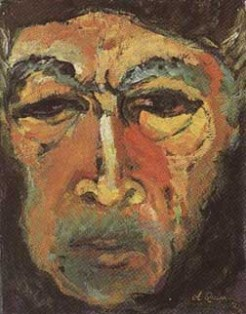 Anthony Quinn A glance in the mirror