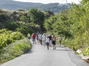 Healthy Walking: Javea - Rafalets to Tarraula river and Tossal Gros @ Javea - Rafalets to Tarraula river and Tossal Gros