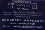 Moraira Plumbing/Heating (Ray Gardner)
