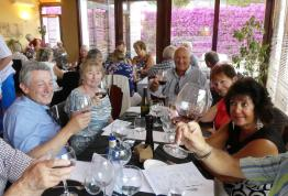 Pairings Evening at Satari's - June 2017