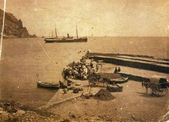 1901 Jávea Port, la Marina Alta. Source: vidamaritima.com