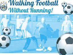 Walking football 1