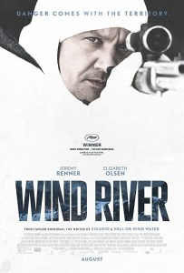Film Monday 8th April: Wind River @ Salon de Actos, la Senieta, Moraira