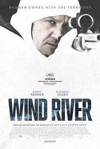 Film Monday 8th April: Wind River @ Salon de Actos, la Senieta, Moraira