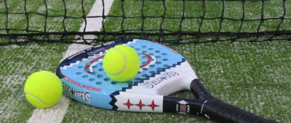 Padel Tennis @ La Senieta, (Courts)