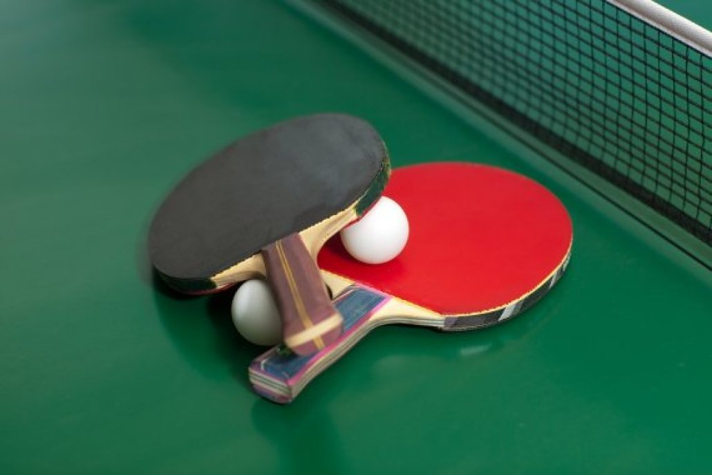 Table Tennis @ Sports Centre