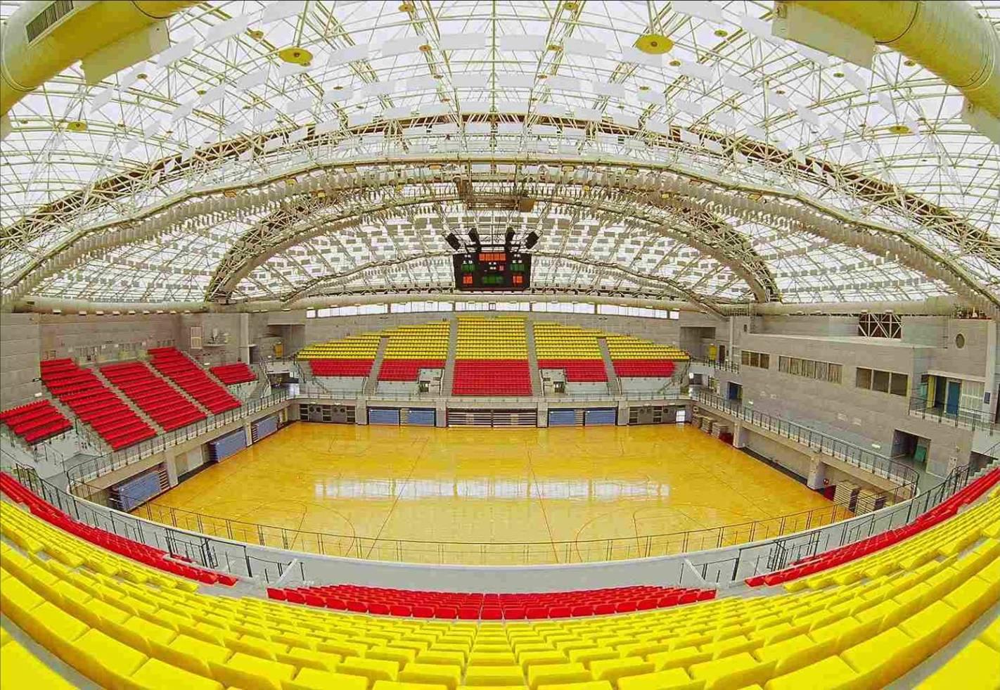 臺大體育館3樓主球場 演唱會場地解說 | #u5mr