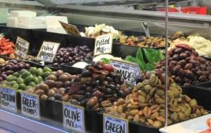Маслины-оливки