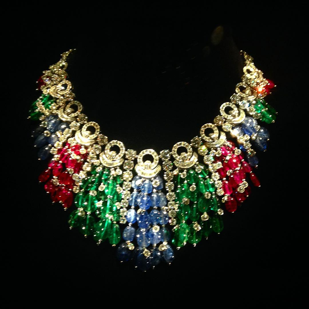 bvlgari exhibition at ngvmelbourne is amazing    hellip