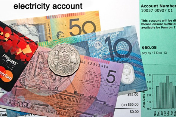 Стоимость коммунальных услуг в Австралии