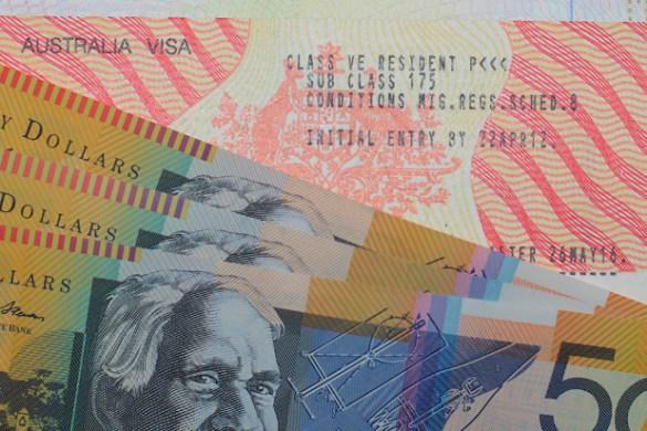 цена иммиграции в Австралию