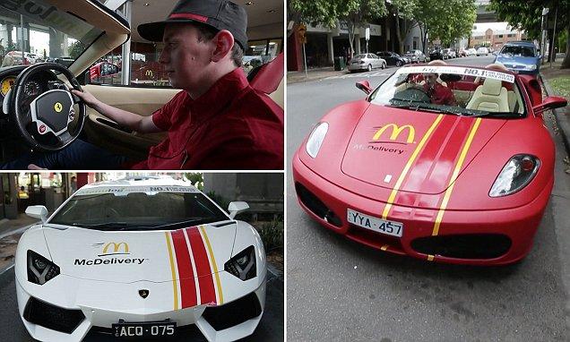 mcdonalds в австралии