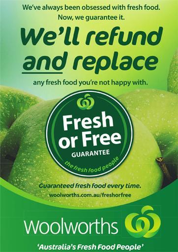 Fresh or free