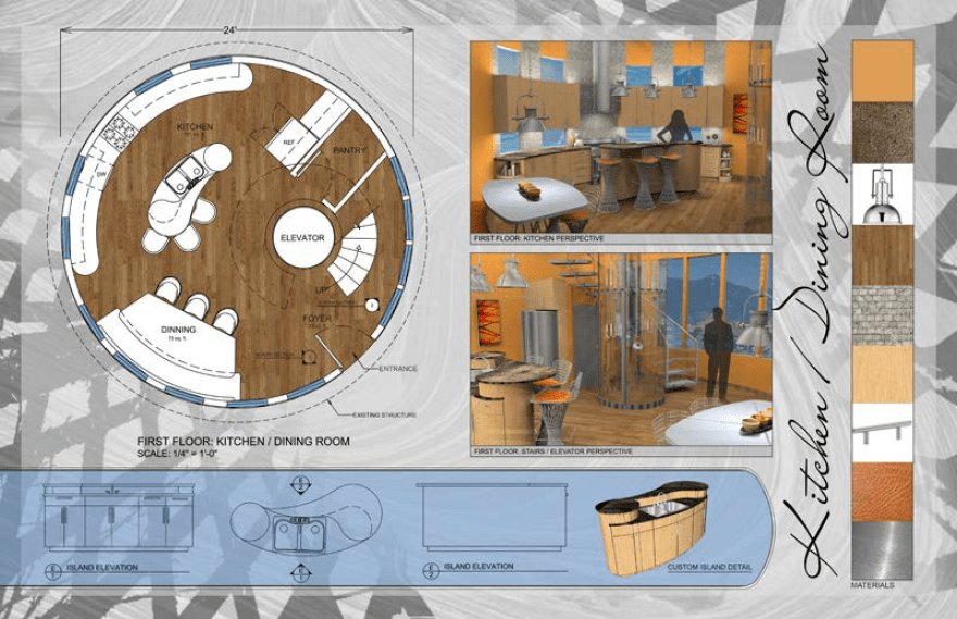 UA Design Students Place First In Competition – University Of