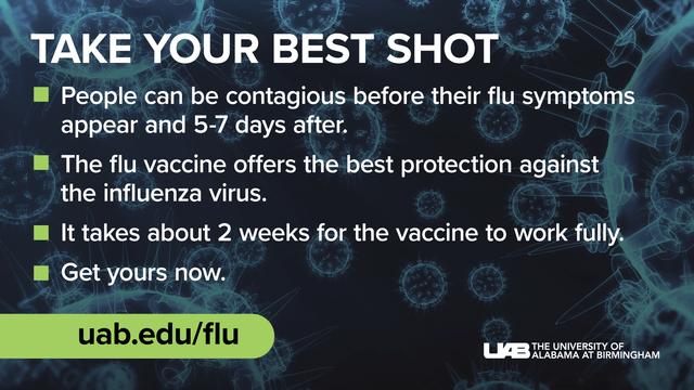 Flu Resources - News   UAB
