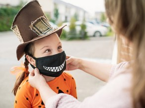 Is traditional trick-or-treating safe during COVID-19? - News | UAB