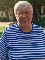 Sr. Mary Virginia Leach, OP – Pastoral Associate
