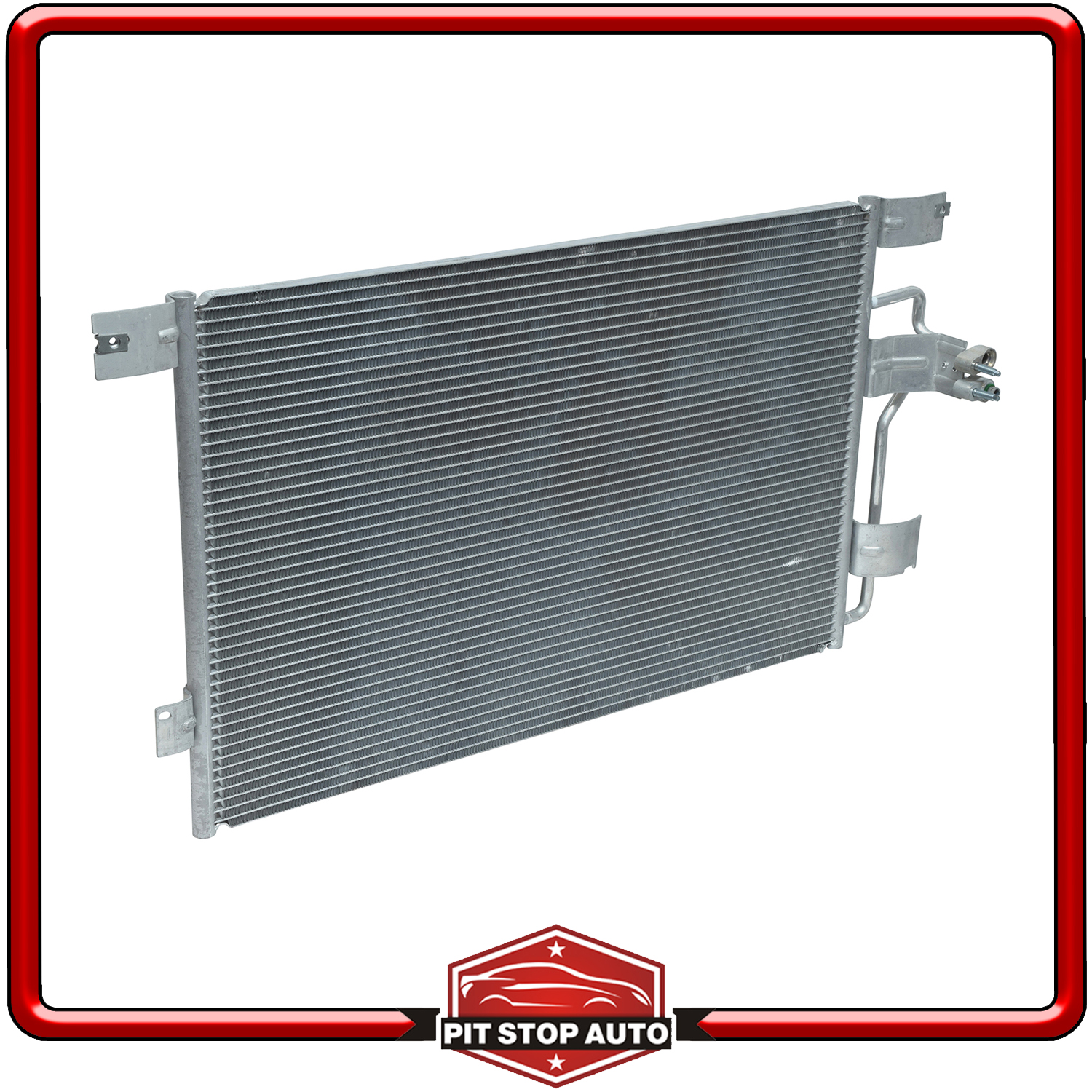 hight resolution of image is loading new a c condenser cn 4881pfc f8vh19712ab grand marquis