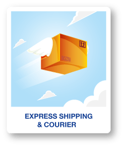 Express Shipping and Courier