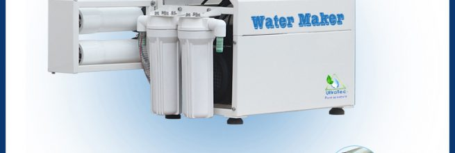 Water Maker - Sea water RO plant - Sea recovery water maker