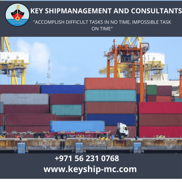 Key Ship Management and Consultants DMCC