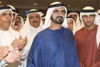 His Highness Sheikh Mohammed bin Rashid Al Maktoum, Vice-President and Prime Minister of the UAE and Ruler of Dubai; Sheikh Hamdan bin Mohammed bin Rashid Al Maktoum, Dubai Crown Prince and Chairman of the Executive Council, and Sheikh Maktoum bin Mohammed bin Rashid Al Maktoum, Deputy Ruler of Dubai and Deputy Chairman of the Executive Council, have given their huge and continuous support to the RTA. (Wam)