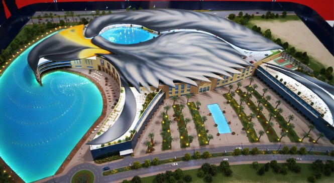 Falcon City of Wonders Gets New Life With Dh7.3 Billion Funds