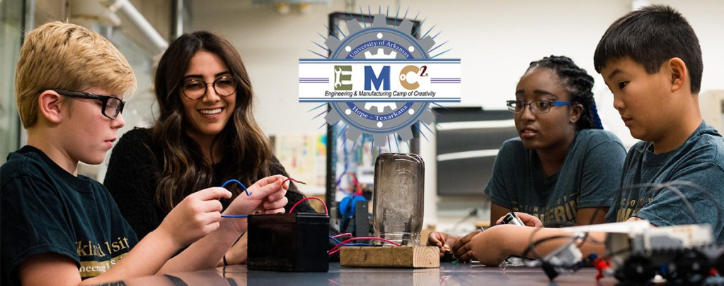 Engineering & Manufacturing Camp of Creativity