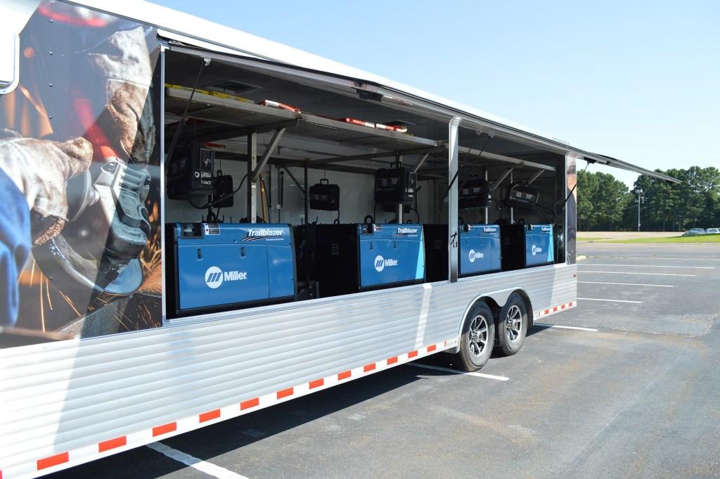 Mobile Welding Classroom