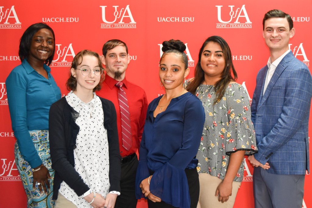 U of A Hope-Texarkana Student Government Association Officers