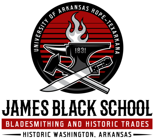 James Black School of Bladesmithing Logo