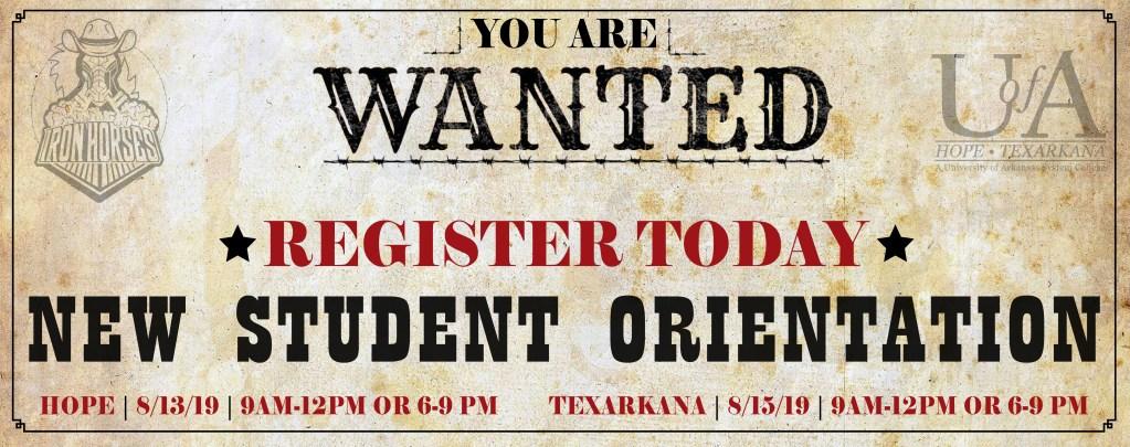 NSO Register Today
