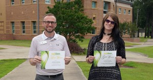 UAHT College Relations Team Wins National Awards