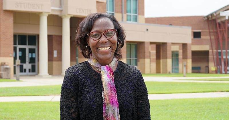 Dr. Christine Holt, UAHT Chancellor