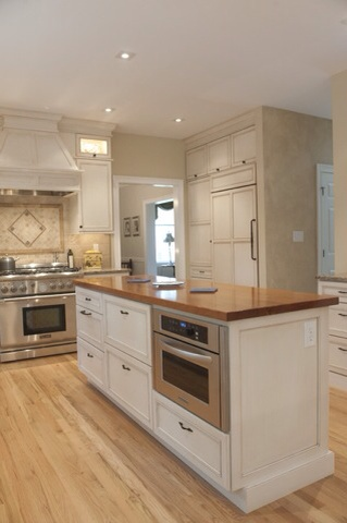 Microwave Ovens In A Kitchen Island Universal Appliance