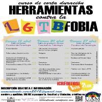 Cartel_Curso_Corta duracion herramientas contra la LGTBfobia