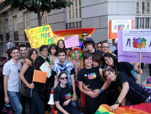 Orgullo 2009