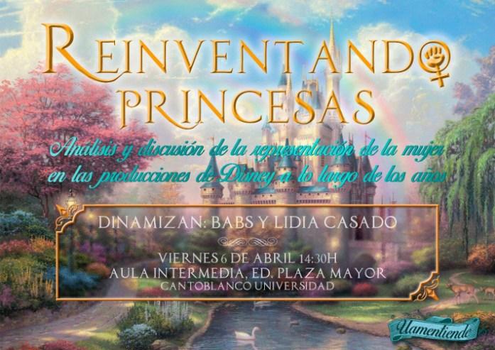 Reinventando princesas: Análisis y discusión de la representación de la mujer en las producciones de Disney a lo largo de los años