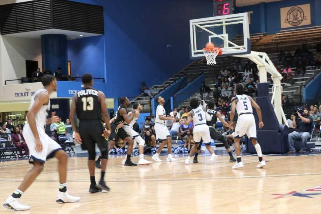 Golden Lions miss opportunity to rise to top of the SWAC with 51-48 loss to Jackson State