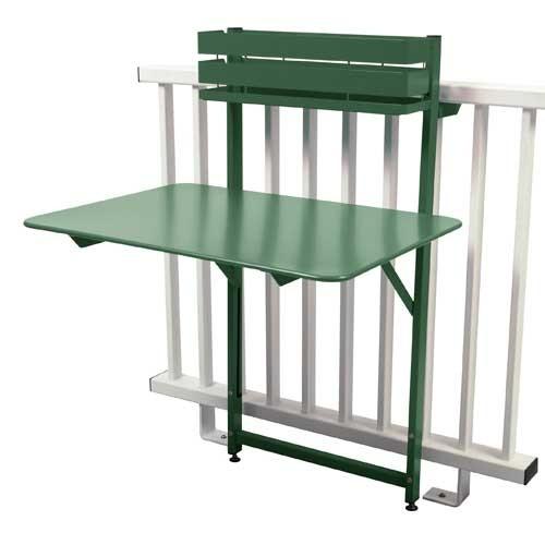 table pliante bistro balcon cedre de fermob