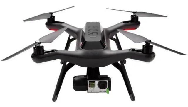 SOLO AGCO EDITION UAV. IMAGE SOURCE: AGCO